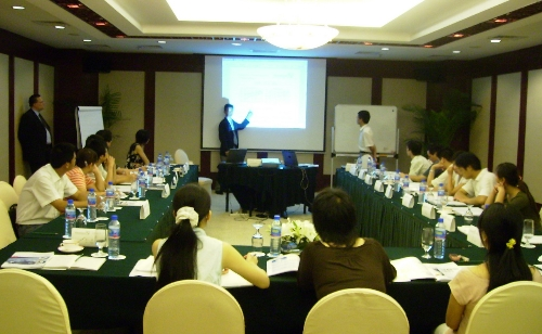 Picture: GPS Sales Training